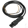 DC Charger Cord for Yamaha 48V 96+