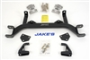 "Jakes EZGO 94-2001.5 5"" Axle Lift Kit #6202 #6203"