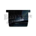 EZGO 94 Up Access Panels in Black Diamond Plate Aluminum