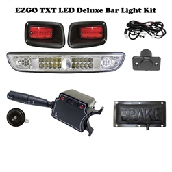 EZGO TXT LED Bar Headlight Street Legal Kit #LGT-622L