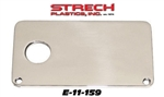 EZGO Polished Billet Key Plate