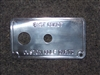 EC Custom Billet Key Plate