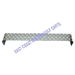 EZGO TXT Diamond Plate Rear Bumper Cover