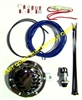 Chrome Horn Kit 12 Volt