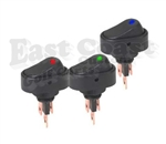 12 Volt LED Rocker Switch