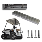 Low Profile Lift Kit for Club Car DS Golf Carts