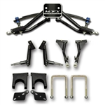Madjax Club Car Precedent 3.5 Inch Double A-Arm Lift Kit