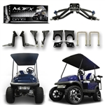 Madjax Club Precedent 6 Inch Double A-Arm Lift Kit