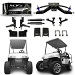 Madjax EZGO RXV 6 Inch Double A-Arm Lift Kit