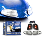 EZGO RXV Madjax Factory Style Halogen Head & Tail Light Kit