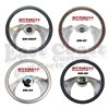 Billet Typhoon Steering Wheel With Your Choice Of Finish