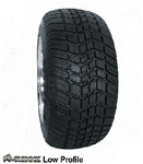 205/50-10 RHOX DOT Low Profile Golf Cart Tires