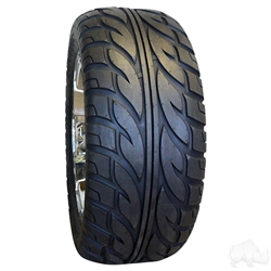22x10Rx14 RHOX Road Hawk Radial Golf Cart Tire