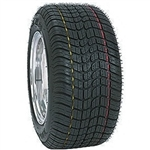 205/50-10 DOT Duro Low Profile Golf Cart Tires