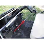 Golf Cart Security Pedal Lock Dr Hook