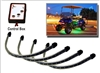LED Golf Cart Under-body Lighting Kit