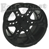 14x7 RX262 Gloss Black Finish Wheel