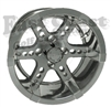 14x7 RX264 Chrome Finish Wheel