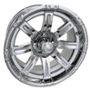 14x7 Vegas Polished Finish Wheel