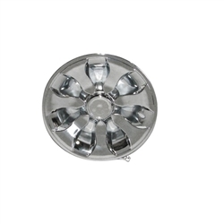 8 Inch Driver Chrome Wheel Cover Golf Cart Hub Cap