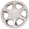 8 Inch Sport Chrome Wheel Cover Golf Cart Hub Cap