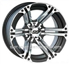 12x7 ITP SS 212 Machined Golf Cart Wheel