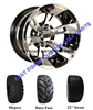 12x7 ITP SS 112 Wheel with Your Choice of Lifted Tire