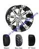 12x7 RHOX Vegas Wheel with Your Choice of Lifted Tire