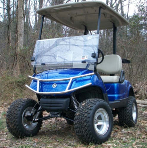 Yamaha Golf Cart Long Travel Lift Kit