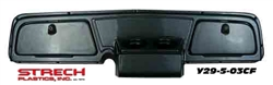 Yamaha G2,G9 Dash Covers with Locking Glove Box Doors