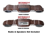 Yamaha Drive Regal Burl Overhead Radio Console #YDR-5-50RB, #YDR-5-51RB