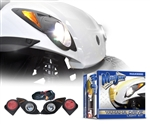 Yamaha Drive Madjax Factory Style Halogen Head & Tail Light Kit