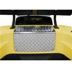 Yamaha G16-22 Access Panels in Diamond Plate Aluminum