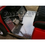 Yamaha G14-22 Diamond Plate Aluminum Floor Cover
