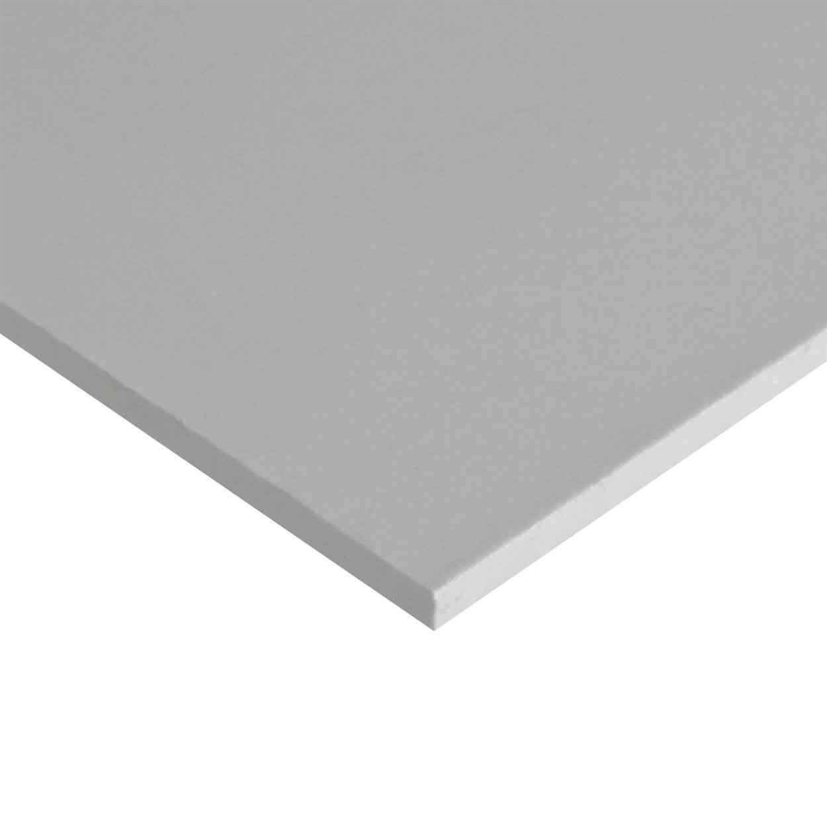3//8 X 27 X 48 Dolphin grey  King Starboard Polymer Marine Board 24 12 54
