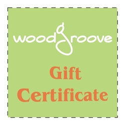 Woodgroove Gift Certificate