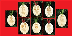 Christmas Decoration Personalized