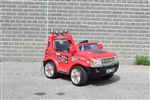 Red Toy Car - USED - SOLD AS IS