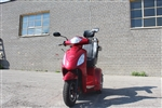 Daymak Rickshaw King - Red Mobility Scooter - USED - SOLD AS IS