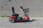 Calypso Deluxe Mobility Scooter - USED - SOLD AS IS