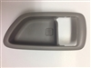 00-06 Tundra (double cab) Interior Door Handle Case LH - Gray