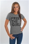 The Alyson - Free the Girls Tee Shirt