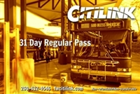 Regular Adult 31 Day Pass