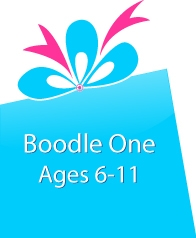 Boodle One - The Boodle Box Subscription for girls 6-11