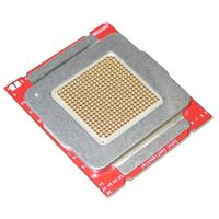 Socket R3 (LGA2011-3) [Red] Interposer