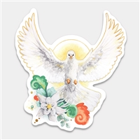 Set of 10 Holy Spirit Stickers