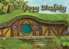 Hobbit Birthday Card