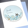 "Birthday "" Starfish ""  BD100 Greeting Card"