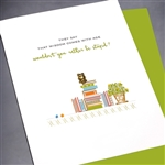 "Birthday "" Rather Be Stupid ""  BD152 Greeting Card"