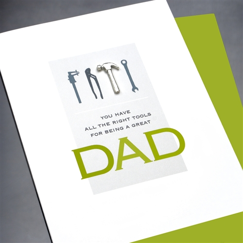 Birthday Dad BD197 Greeting Card